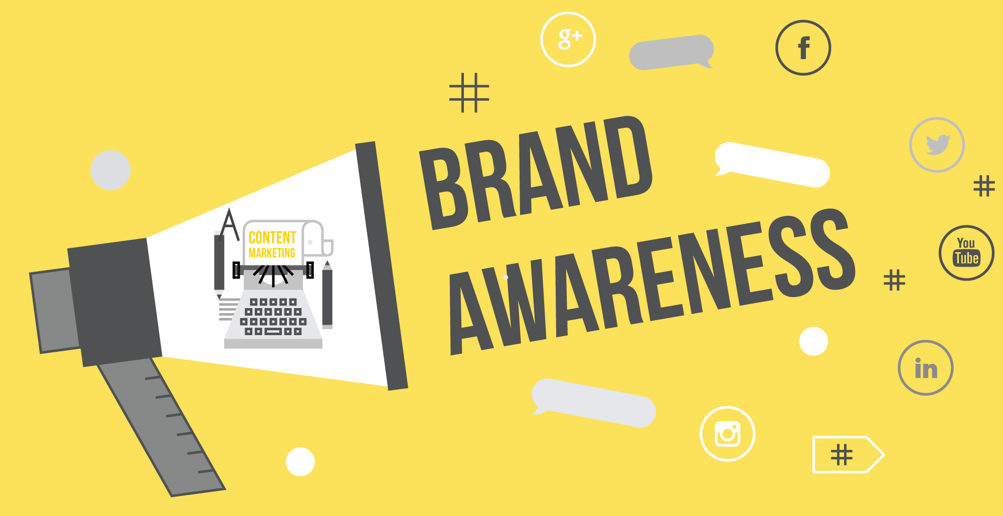Blogging Coupled With Social Media & SEO Helps to Amplify Brand Awareness