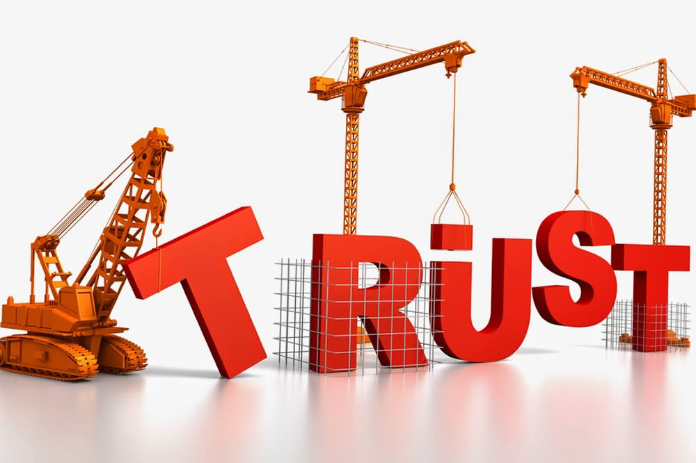Focus on Building Trust & You Will Close the Sale Faster