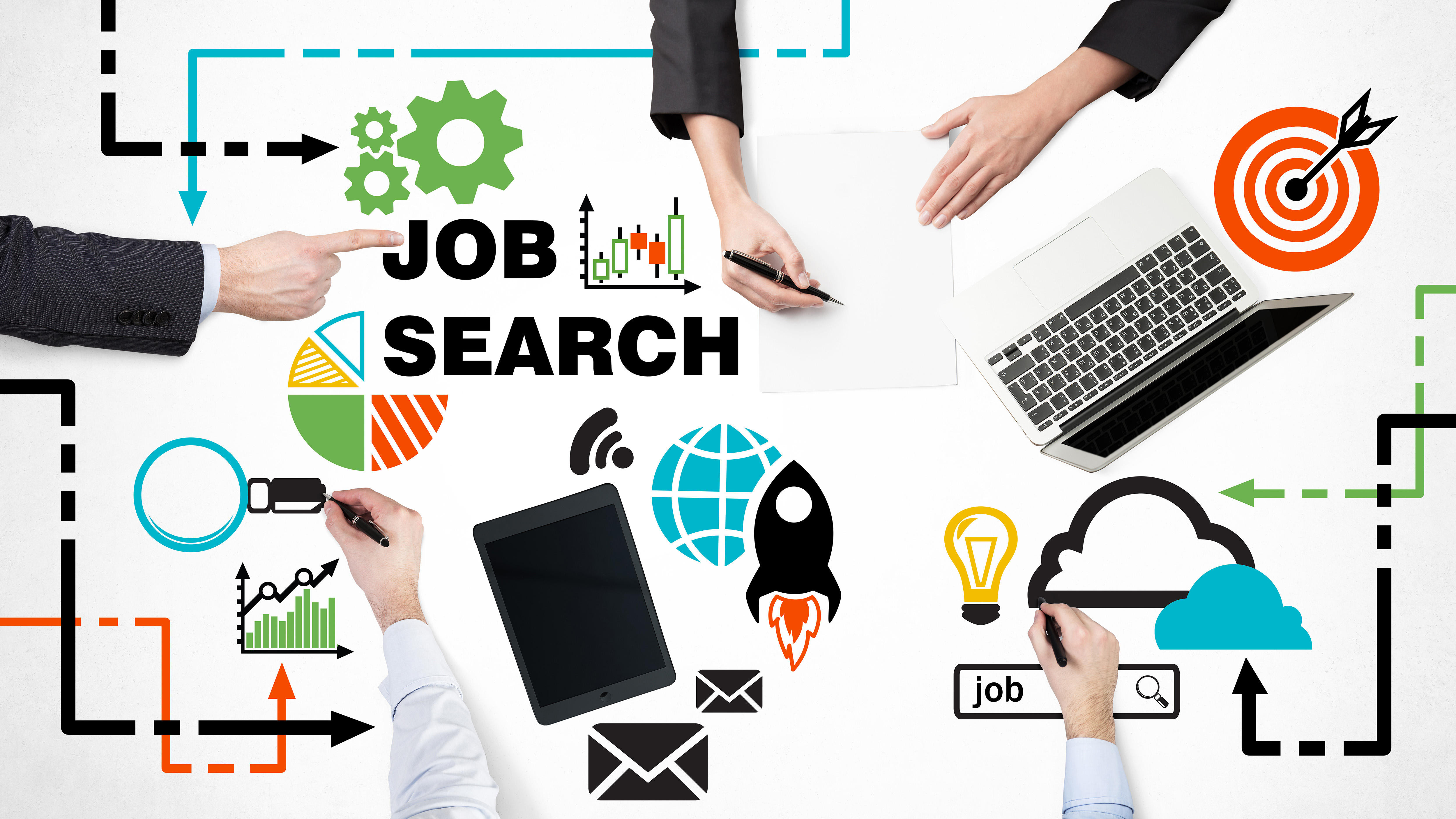 Job Search: Top 10 Things Ghanaians Do On the Internet