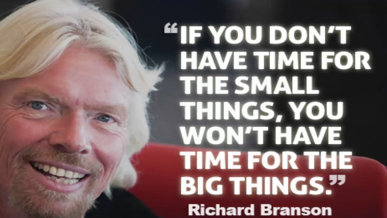 Richard Branson Quotes to Kickstart Your Week