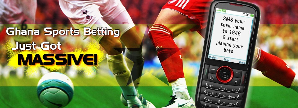 Sports Betting: Top 10 Things Ghanaians Do On the Internet
