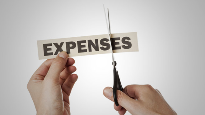 Inability to Control Expenses, Inventories and Receivables