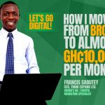 How I Moved from Broke to Almost GHS 10,000 Per Month as a Digital Marketer