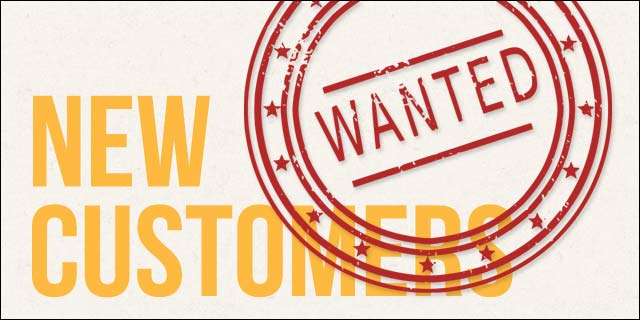 Get New Customers For Your Business