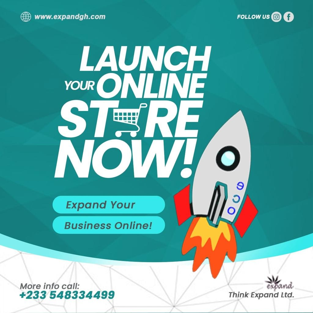 Launch Your Online Store Now